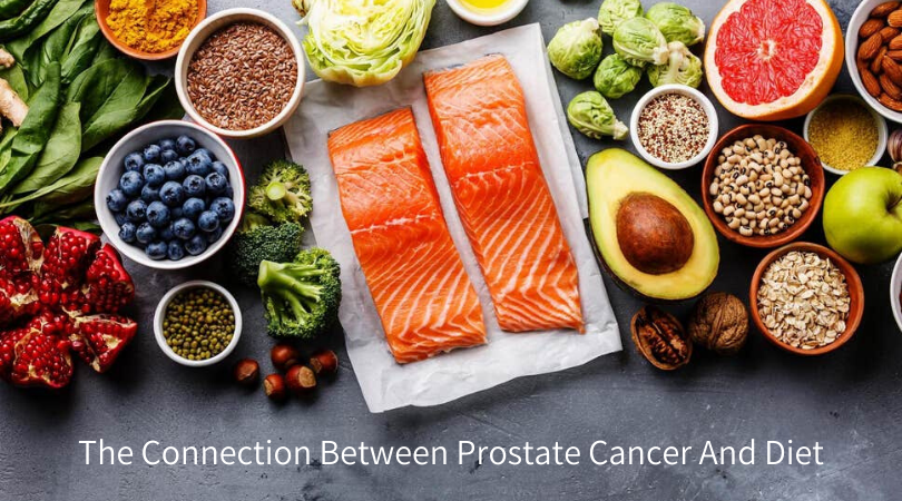 The Connection Between Prostate Cancer And Diet